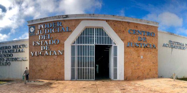 Legal detención de una persona por los delitos de allanamiento de morada y daño en propiedad ajena