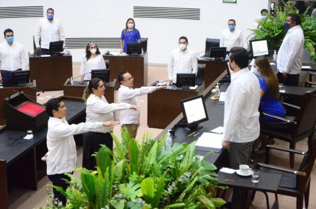 LXIII Legislatura avala nombramientos de nuevos directores