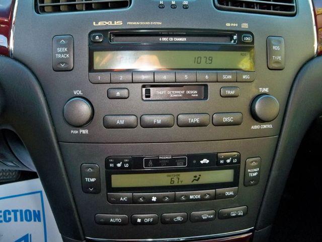 Factory Radio 2004 Lexus Gx470 Specs