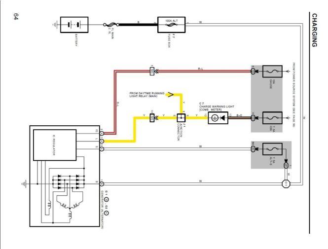 skid steer 260 wiring diagram engine wiring diagram wiring Two Wire Alternator Wiring Diagram Ford Alternator Wiring Diagram
