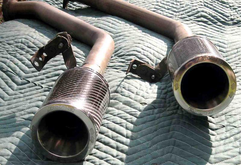 4 5 borla carbon fiber exhaust tips