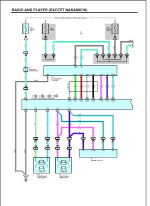 wiring diagram help  ClubLexus  Lexus Forum Discussion