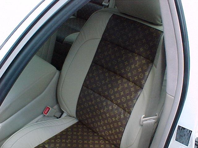 Louis Vuitton Leather Interior ClubLexus Lexus Forum
