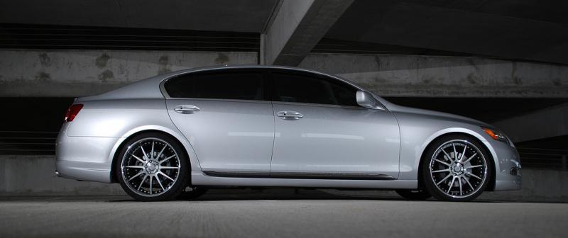 22s Lexus 350 2008 Es