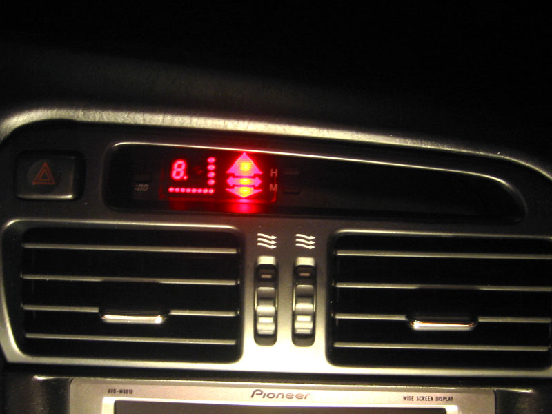 Hardwiring Valentine One Radar Detector In A GS430 Club