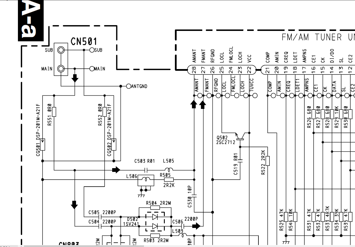 Wifi Network Schematic