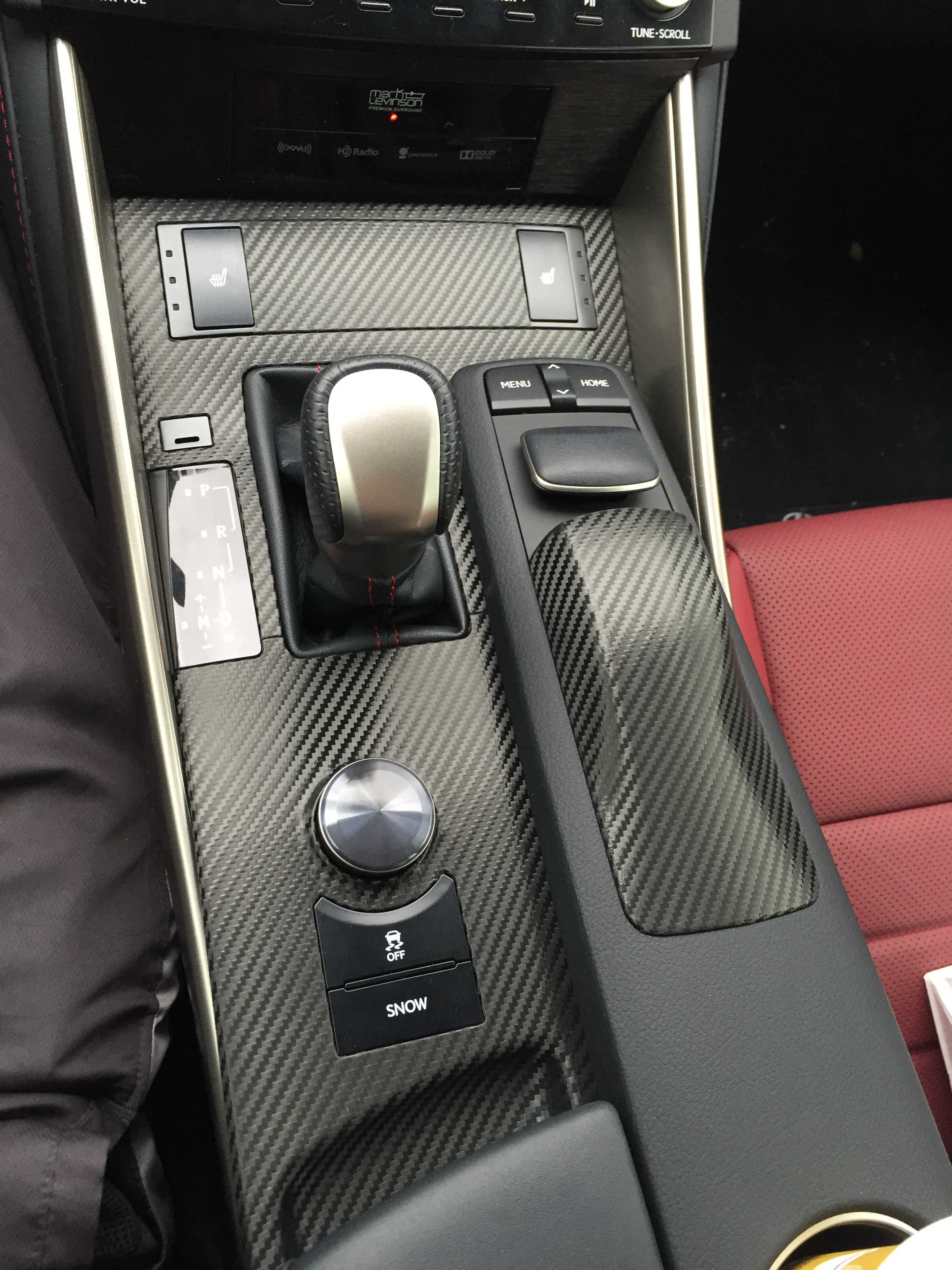 Anyone install carbon fiber wrap for their interior Page 2