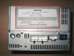 Need Wiring Diagram for a Pioneer in a 2000 SC300  ClubLexus  Lexus Forum Discussion