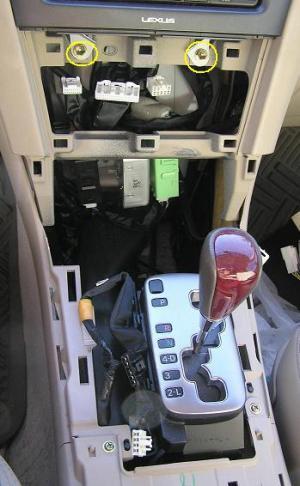 2004 ES330 XM Radio Install Success!  Club Lexus Forums