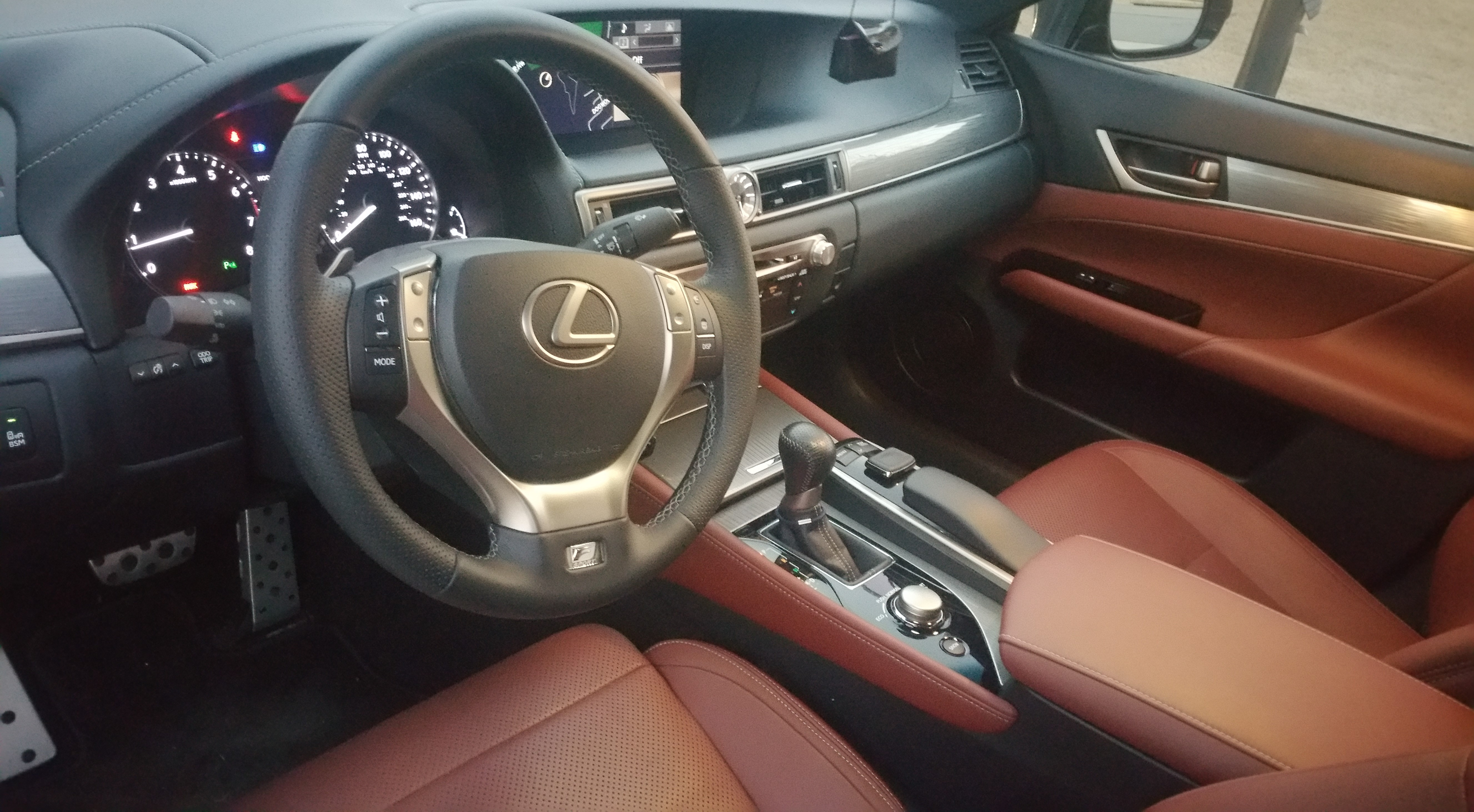 GA 2015 Lexus GS F Sport Lease Take Over $501 Month ClubLexus