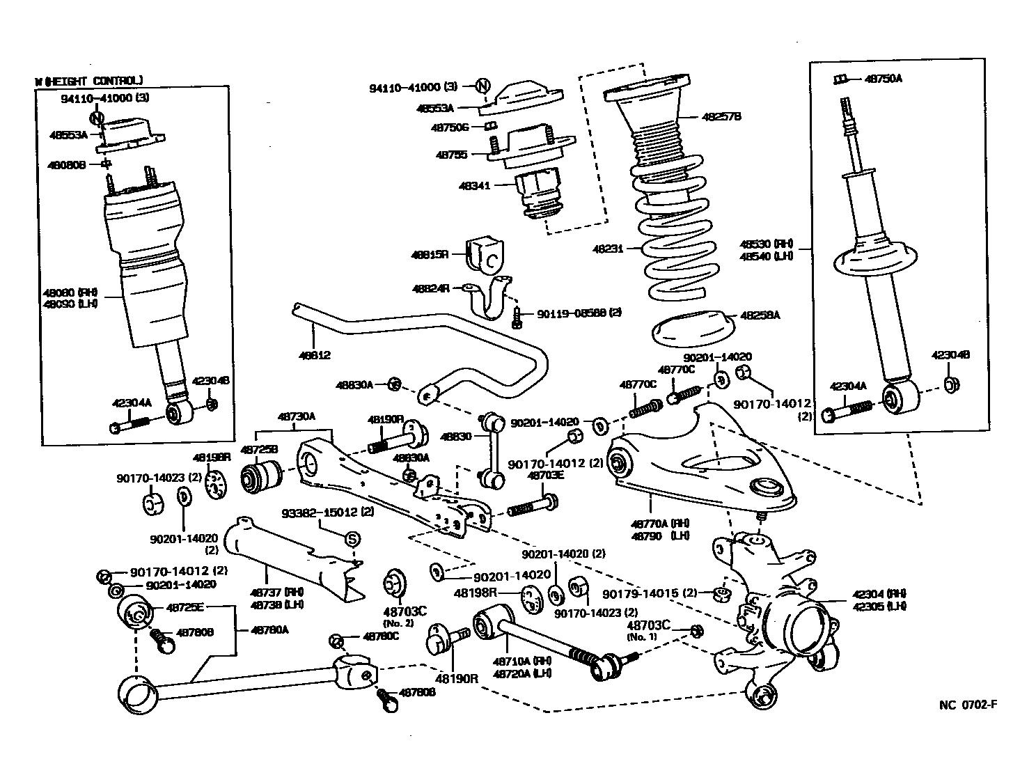 Is300 Bushing Kit