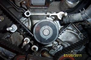 Advice on replacing Timing Belt and Water pump, etc for