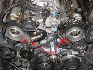 Driver Side Crankshaft Position Sensor  ClubLexus  Lexus