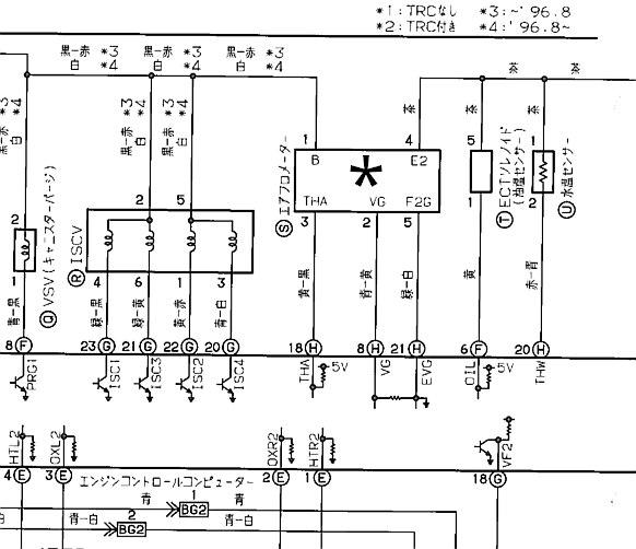 1997 lexus ls400 wiring diagram  wiring diagrams options