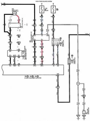 Need Wiring Diagram from Radio Harness  ClubLexus  Lexus Forum Discussion