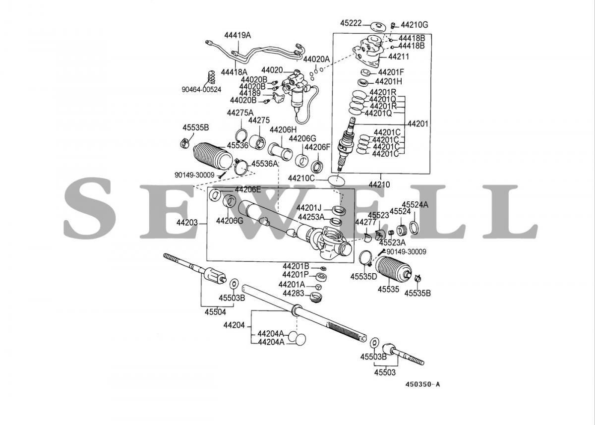 Diagram Furthermore Lexus Power Steering Pump On