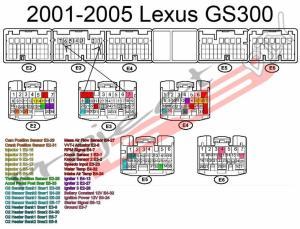 ProjectGS DIY: ECU Pinout  Page 2  ClubLexus  Lexus