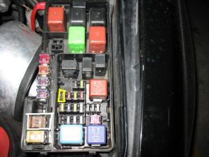RX 300 fuse box  Club Lexus Forums