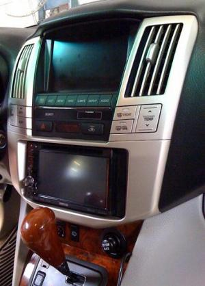 2008 RX 400h stereo replacement  system redesign  Club Lexus Forums