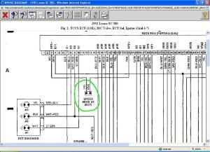 SC 300 and 400 wiring diagrams  ClubLexus  Lexus Forum Discussion