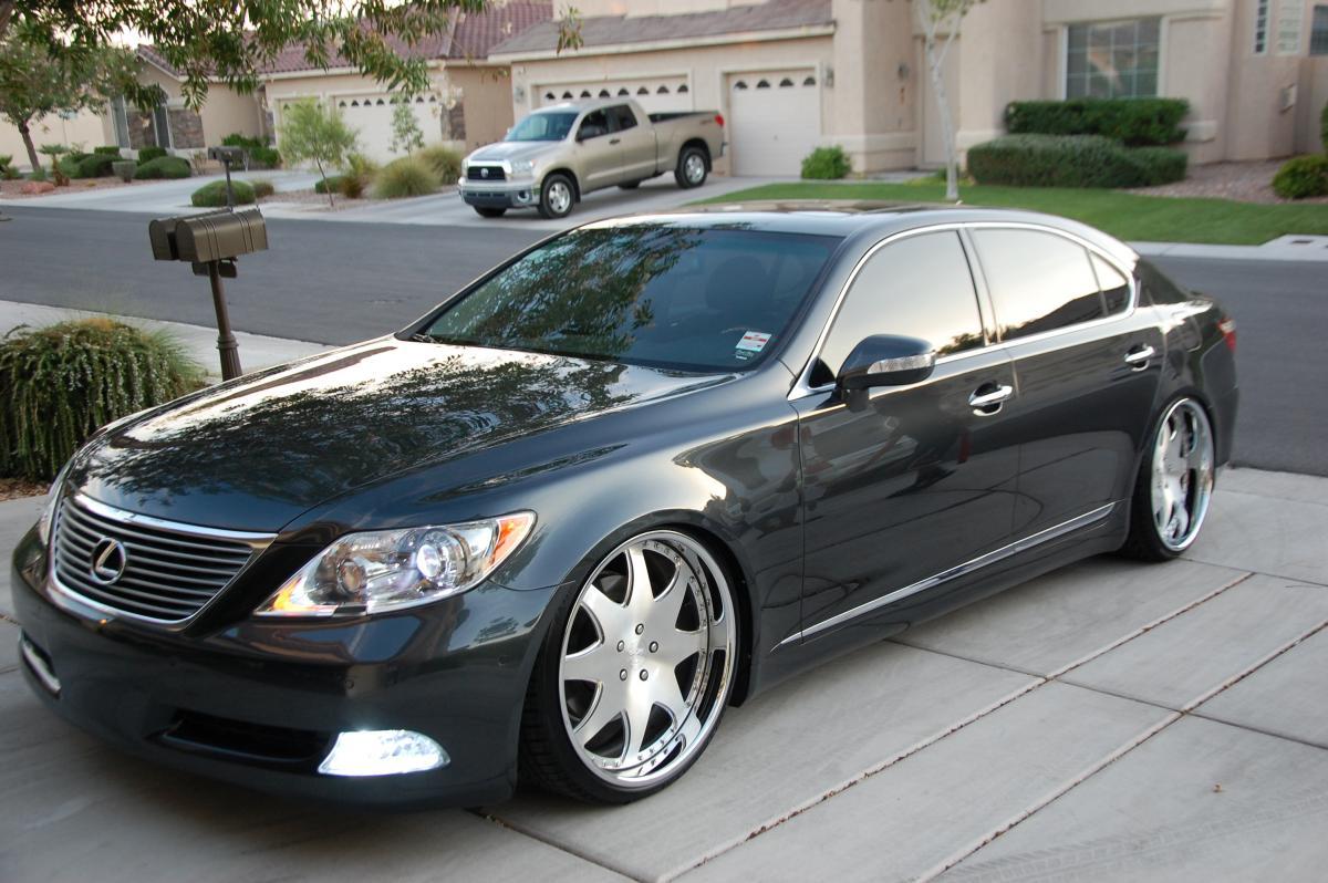 430 Rims 20 Ls Inch Lexus