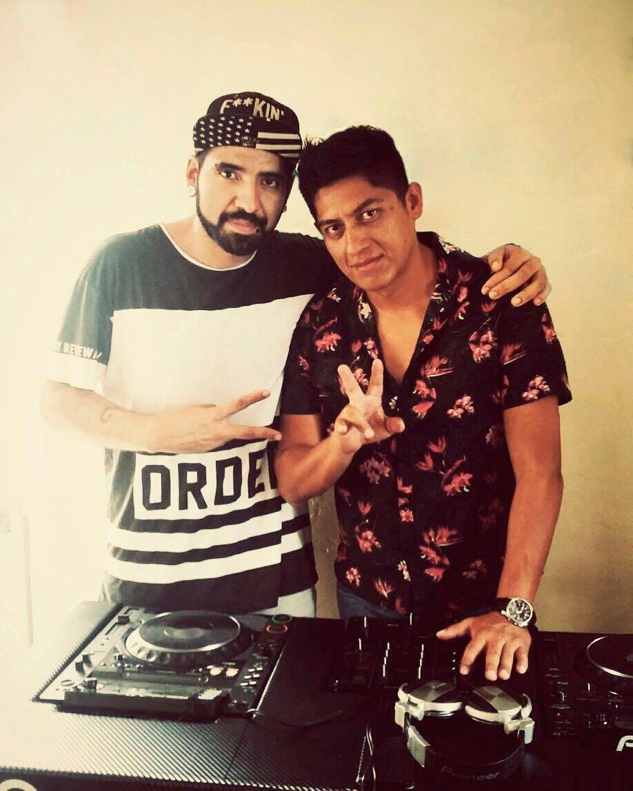 En el beat room  DJ Khet