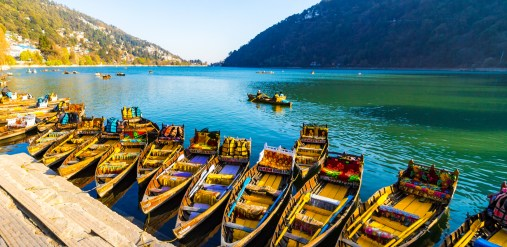 Weekend Getaway With Family to the City of Lakes — Nainital