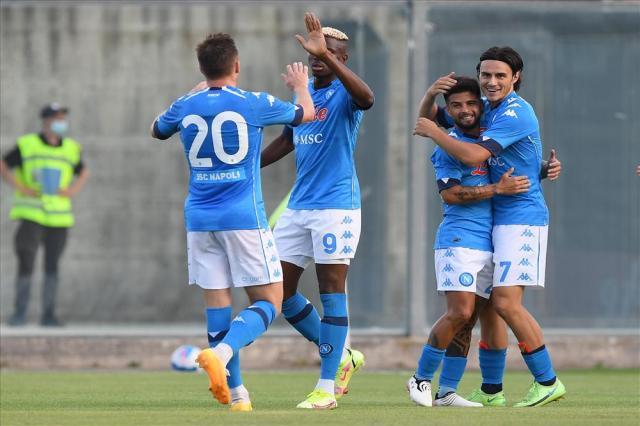 08.08.2021 Napoli-Ascoli 2-1