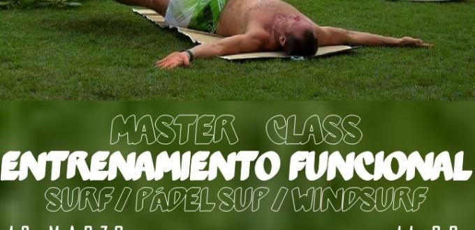 Entrenamiento Funcional para Surf, Pádel SUP, WindSurf