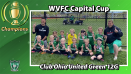 COU 4 - 1 Belpre Phoenix COU 7 - 1 WVFC 12/13 Girls Red COU 5 - 0 WVFC 2012 Girls Black COU 4 - 1 WVFC 2012 Girls Black