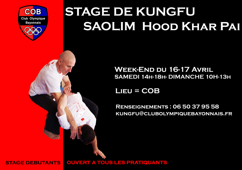 Flyer-Stage-COB-2016-avril