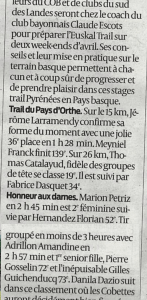 Sud ouest 52 - 05-04-2016 trail