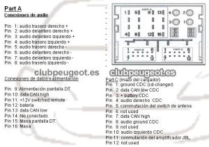 407  Instalación navegador a posteriori (RT3 sobre RD4)  Club Peugeot España