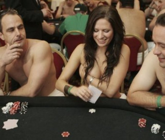 Strip Poker World Championship