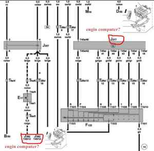 AEE auto trans 6N wiring diagram (engin start problem