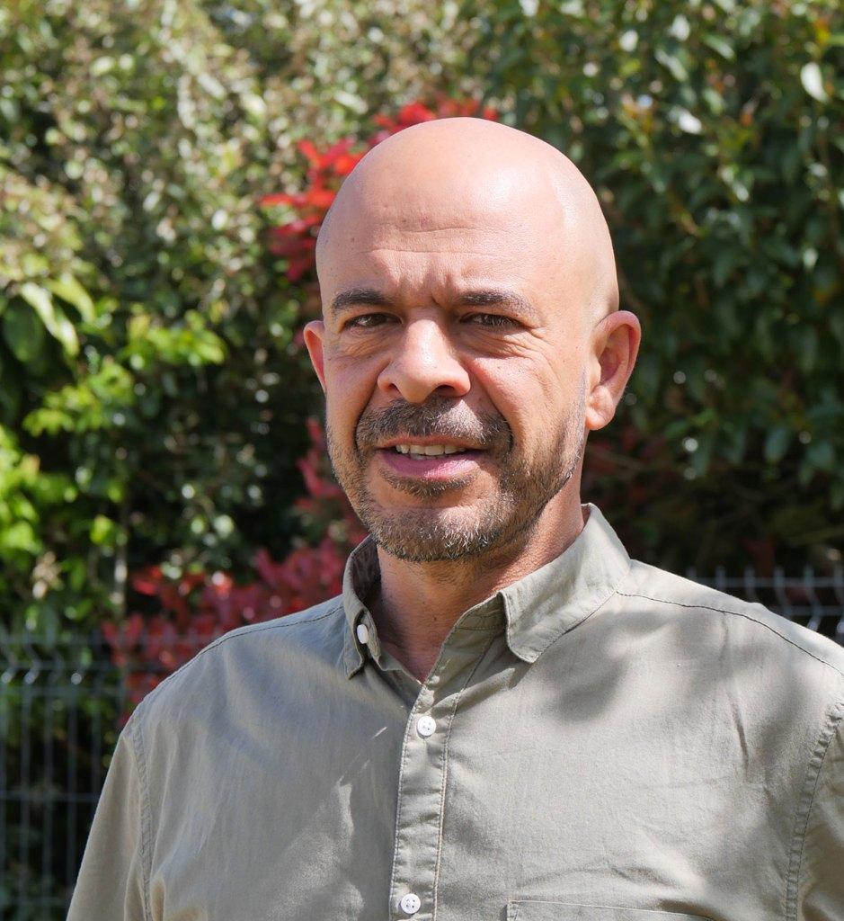 Fabrice DAYRON, Président du Club Pro des Vals de Saintonge