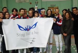 Club Scherma Cosenza - Gara di Rogliano