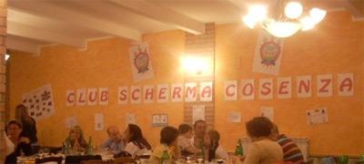Cena sociale 2009 - CSC