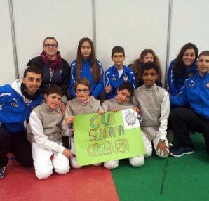 Gruppo CSC gara Ariano Irpino