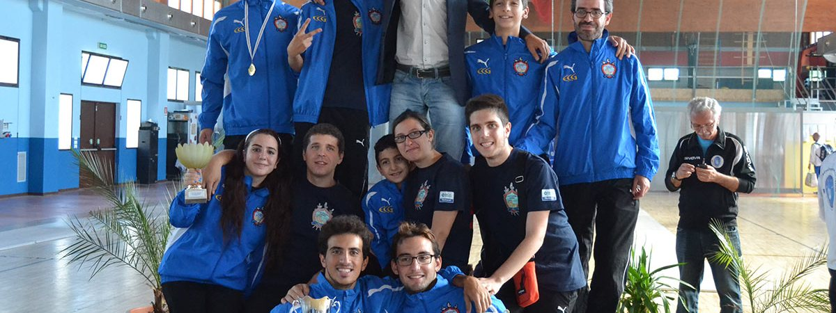 Gruppo CSC gara Rogliano 2014