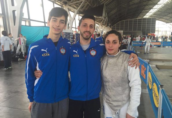 Aiello e Spadafora, Coppa Italia Cadetti 2016