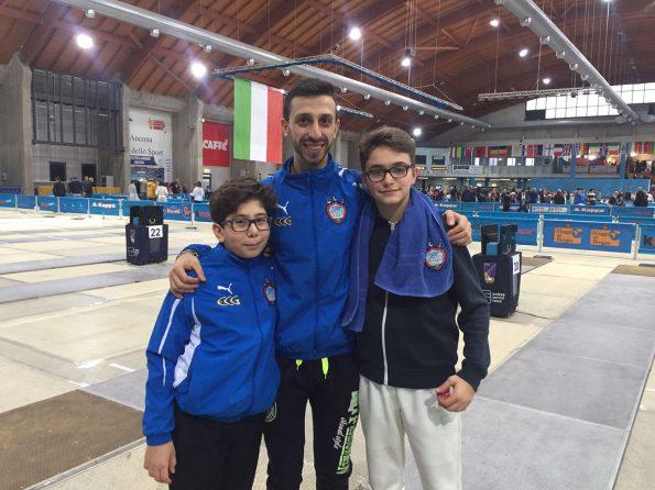 Martire e Moraca ad Ancona con il M° Paolo Bruno