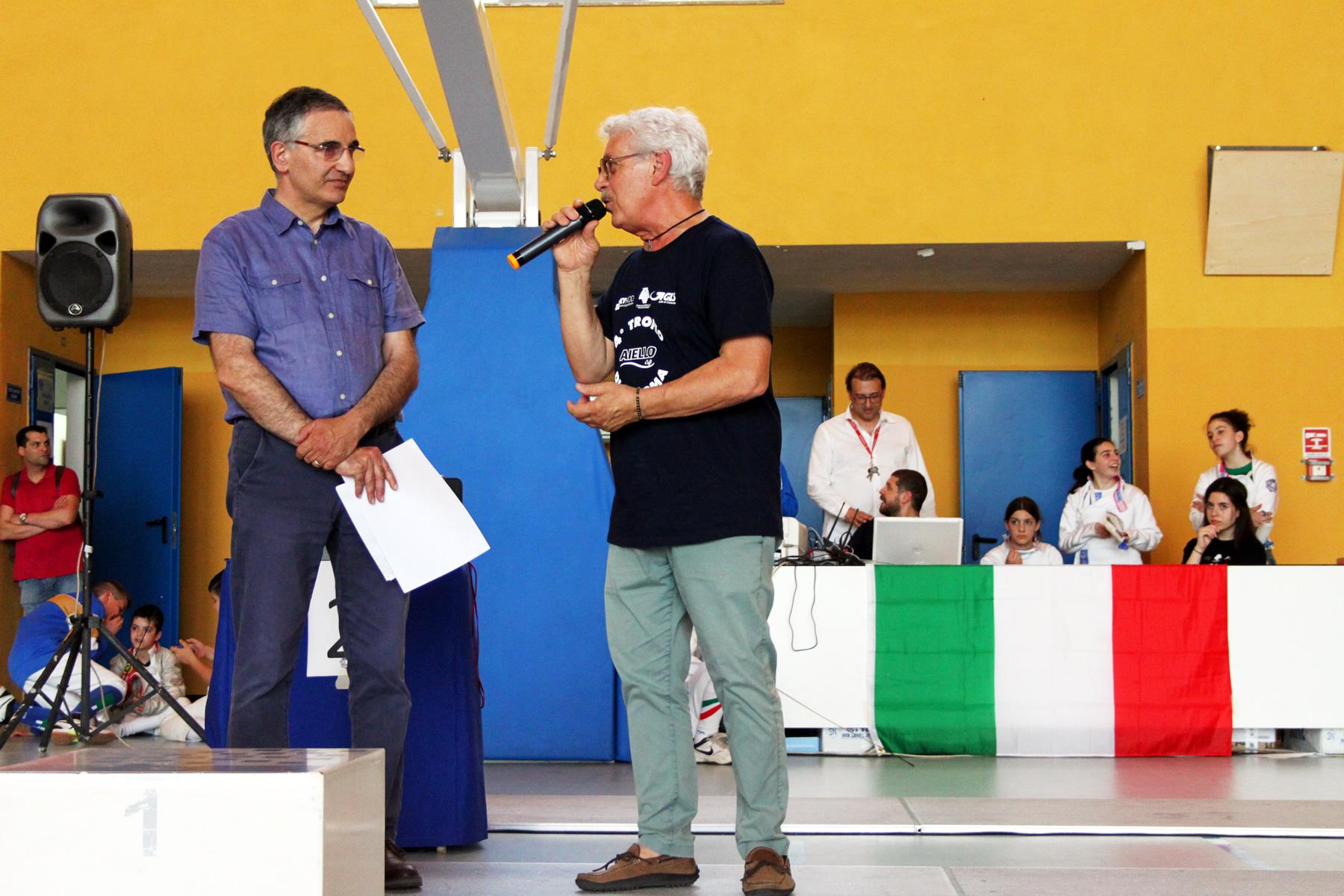 """4° Trofeo """"Caffè Aiello"""": presidenti a confronto"""