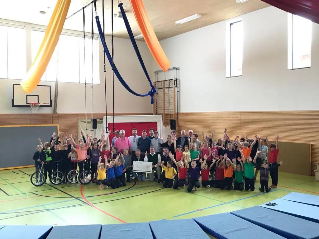 Zirkusschule GS Rottach-Egern