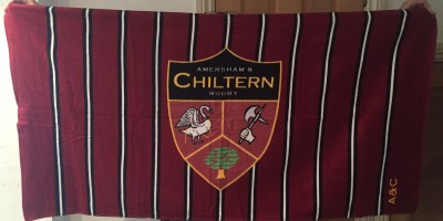 Amersham and Chiltern Rugby Club Branded Towel