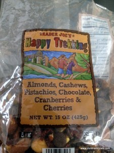 Trader Joe's Happy Trekking Mix