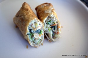 Trader Joe's Chicken Egg Rolls