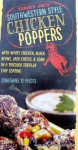 Southwest Chicken Poppers