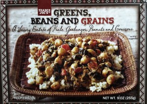 Trader Joe's Greens, Beans and Grains