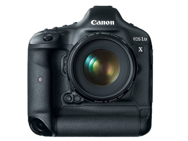 Canon EOS 1DX (generatia actuala)